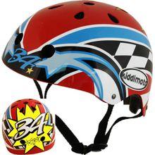 "kiddimoto® Hero Helm limited edition ""Kevin Schwantz"""