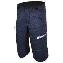 Qloom - Blackburn Shorts Insulated - Radhose Gr M;XL schwarz/blau