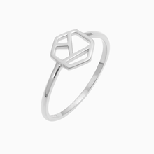 Ring DIAMOND silber