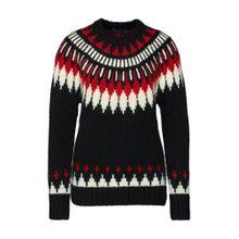 POLO RALPH LAUREN Pullover rot / schwarz / weiß