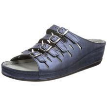 Berkemann Hassel 00737-364, Damen Clogs & Pantoletten, Blau (blau 364), EU 40 (UK 6.5)