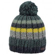 Barts - Kid's Buck Beanie - Mütze Gr 55 schwarz/grau