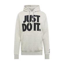 Nike Sportswear Sweatshirt grau / schwarz