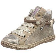 Primigi Mädchen PST 14300 Hohe Sneaker, Grau (Taupe/Taupe 11), 29 EU