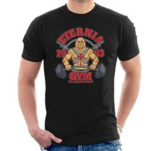 He Man Eternia Gym Men's T-Shirt