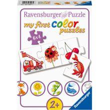Ravensburger my first puzzles outdoor Alltagsgegenstände