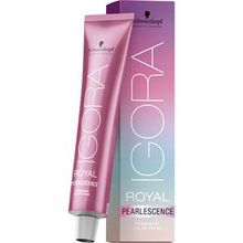 Schwarzkopf Professional Haarfarben Igora Royal Pearlescence Permanent Color Creme 9,5-29 Pastell Lavendel 60 ml