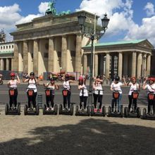 Junggesellinnen-Schoko-Segway-Tour in Berlin