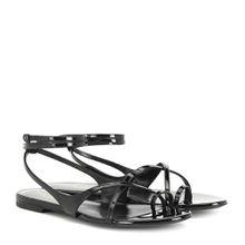 Sandalen Gia aus Lackleder