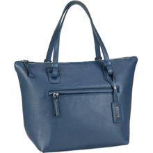 Bric's Handtasche X-Bag Pelle Shopping 5072 Blu