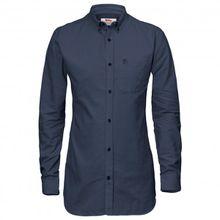 Fjällräven - Women's High Coast Flannel Shirt L/S - Bluse Gr L;XS grau;grau/schwarz