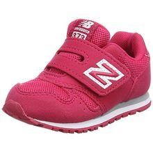 New Balance Unisex-Kinder Kv373v1i Sneaker, Pink, 26 EU
