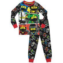 Lego Ninjago Jungen Ninjago Schlafanzug - Slim Fit - 158