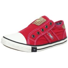 Mustang 5803-405-5, Unisex-Kinder Sneakers, Rot (5 rot), 37 EU