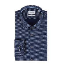 Slim Fit Business-Hemd aus Baumwolle Modell 'Bari'