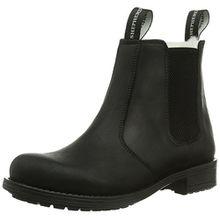 Shepherd SANNA OUTDOOR, Damen Chelsea Boots, Schwarz (BLACK 10), 40 EU