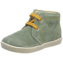 Falcotto Baby Jungen 1195 Sneaker, Grün (Stone-Mais), 26 EU