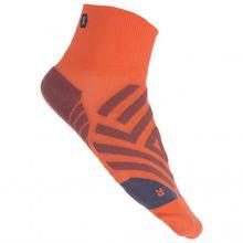 On - Mid Sock - Laufsocken Gr L;M;S;XL schwarz;grau/weiß;rot/orange
