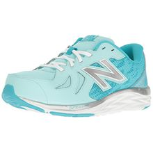 New Balance Unisex-Kinder 790v6 Sneakers, Mehrfarbig (Blue/Silver), 31 EU