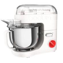 Bodum - Bistro elektrische Küchenmaschine 4,7 l, weiß