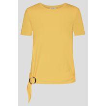 T-Shirt mit Ring