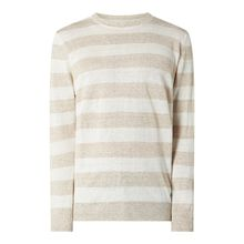 Pullover aus Leinen