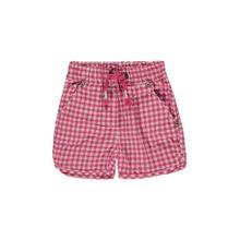 STEIFF Shorts pastellrot / weiß