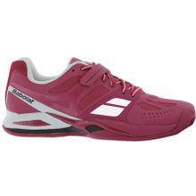 Babolat - Propulse 5 Clay Damen Tennisschuh (rosa) - EU 38,5 - UK 5,5