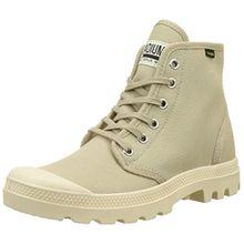 Palladium Unisex-Erwachsene Pampa Hi Originale Hohe Sneakers, Beige (Sahara/Ecru), 43 EU