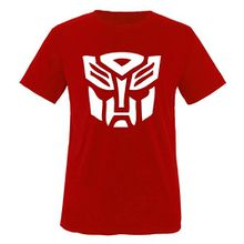 TRANSFORMERS - Kinder T-Shirt Rot Gr. 134-146
