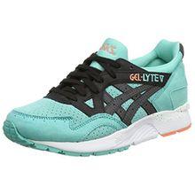 Asics Gel-Lyte V, Unisex-Erwachsene Sneakers, Grün (Turquoise/Black 7790), 37 EU