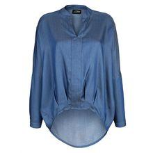 Amy Vermont Bluse blau Damen
