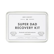 Men's Society Super Dad Recovery Kit Box - Farblos (Unisize)