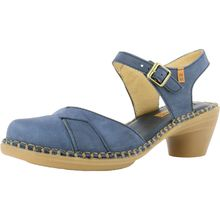EL NATURALISTA Klassische Sandaletten dunkelblau Damen