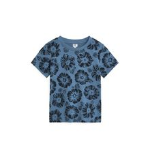 Printed T-shirt - Blue