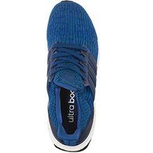 adidas Unisex-Kinder Ultraboost J Sneaker, Blau (Blu Azubas/Azumis/Negbas), 38 EU