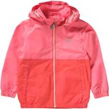 COLOR KIDS Outdoorjacke 'Thy' hummer / lachs