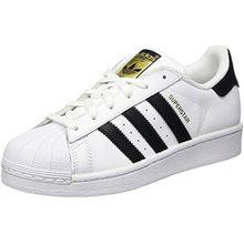 adidas Originals Superstar, Unisex-Kinder Sneakers, Weiß (FTWR White/Core Black/FTWR White), 38 2/3 EU (5.5 Kinder UK)