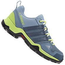 adidas Unisex-Kinder Terrex AX2R Trekking-& Wanderhalbschuhe, Grau (Grinat/Acenat/Seamhe 000), 33 EU
