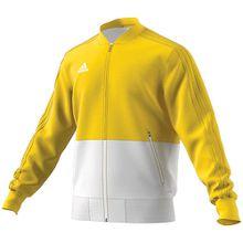 adidas Performance Präsentationsjacke Condivo 18 CF3709 mit schmalem Kragen Outdoorjacken gelb