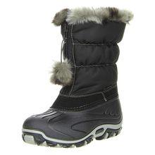 Vista Stiefel für Mädchen schwarz Mädchen