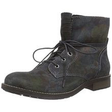 s.Oliver 25203, Damen Chukka Boots, Grau (Graphite Multi 293), 40 EU (6.5 Damen UK)