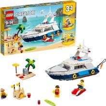 LEGO® Creator 31083 - Abenteuer auf der Yacht