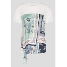 Shirt mit Seefahrt-Motiv