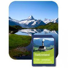 Satmap - Bern (Swisstopo 1:50k) - SD-Karte Standard
