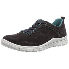 Legero Salo Damen Derby Sneaker, Grau (Lavagna 98), Gr. 38 EU (5 Damen UK)
