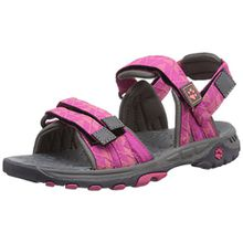 Jack Wolfskin GIRLS BAHIA, Mädchen Sport- & Outdoor Sandalen, Pink (rosebud 2099), 29 EU (11 Kinder UK)