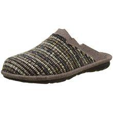 Romika Damen Mikado 96 Pantoffeln, Beige (Beige-Multi (202)), 36 EU
