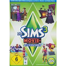PC Die Sims 3 - Movie Accessoires (Add-On)