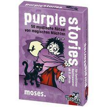 black stories junior: purple stories (Kinderspiel)